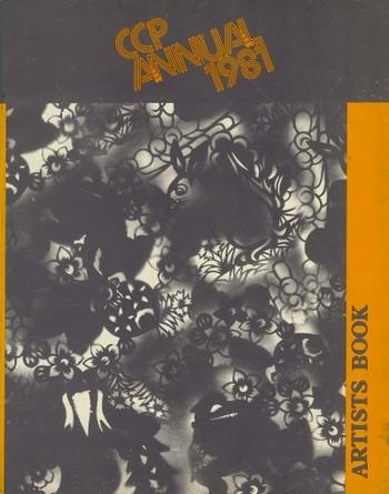 CCP Annual 1981: Artists Book