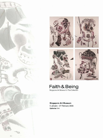 Faith & Being: Singapore Art Museum Thai's Collection