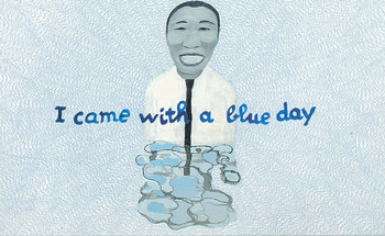 Tran Trong Vu: I came with a blue day