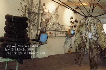Long time ago, in a faraway land: Fang, Wei-Wen Solo Exhibition