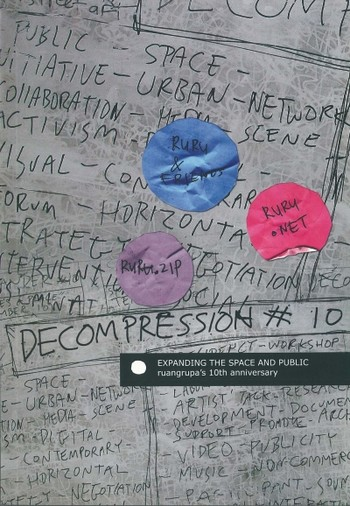 Decompression #10: Expanding the Space and Public