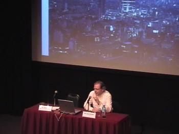 Talk: David Elliott: On top of a Skyscraper in an Earthquake Zone