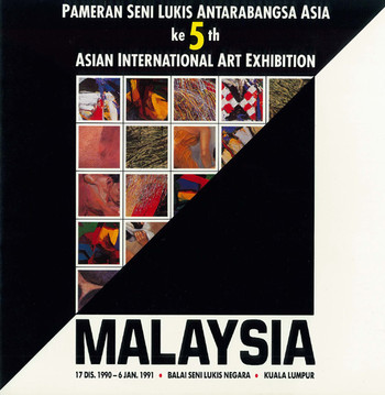 5th Asian International Art Exhibition (Malaysia)