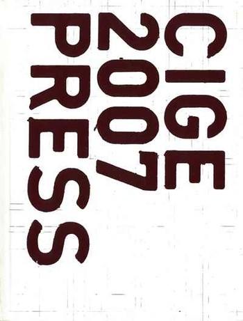 CIGE 2007 Press Releases
