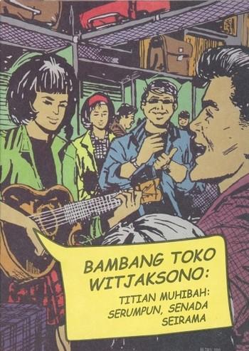 Bambang Toko Witjaksono: Titian Muhibah: Serumpun, Senada Seirama