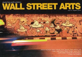 Wall Street Arts