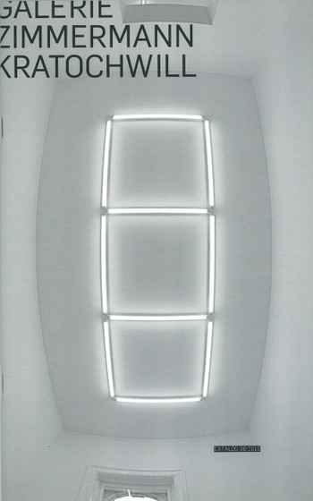 Galerie Zimmermann Kratochwill: Catalogue 08/2010