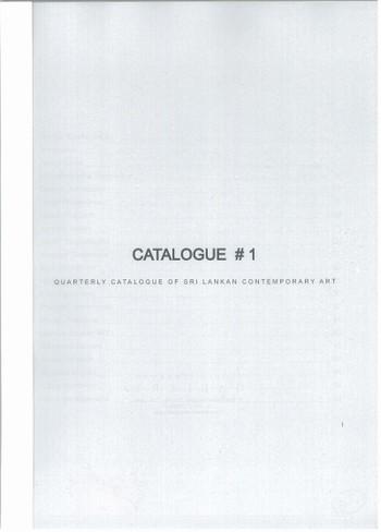 Catalogue #1