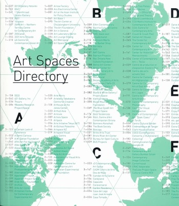 Art Spaces Directory
