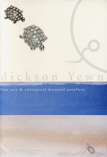 Dickson Yewn: Fine Arts & Conceptual Diamond Jewellery