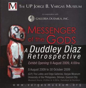 Messenger of the Gods: A Duddley Diaz Retrospective