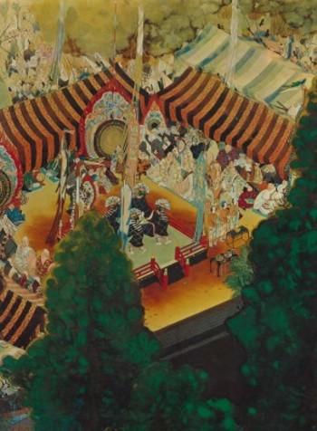 (Uniform Edition of Contemporary Japanese Art 15: Seison MAEDA)
