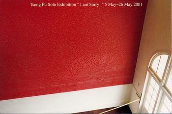 Tsong Pu Solo Exhibition ' I am Sorry!'