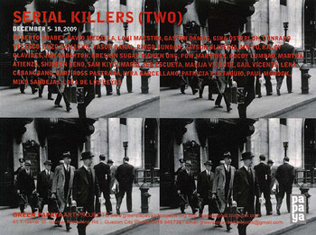 Serial Killers (Two)