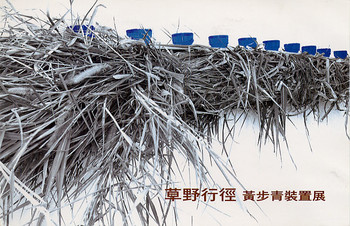 (Wild Grass Activity: Buhching HUANG Solo Exhibition)