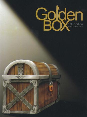 Golden Box 1st. Edition
