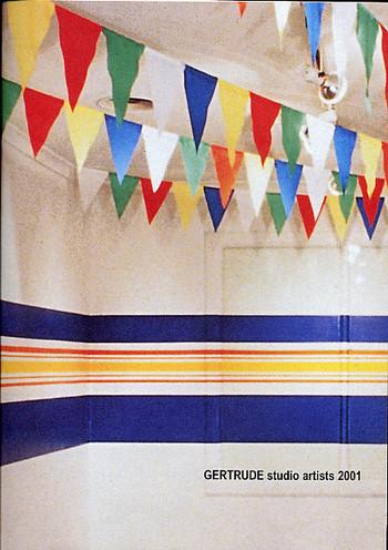 Gertrude Studio Artist 2001