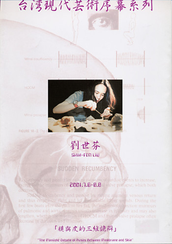 The Introduction of Taiwan Contemporary Art Vol.9: Shih-Fen LIU - 'The Manifold Debate of Ruses Betw