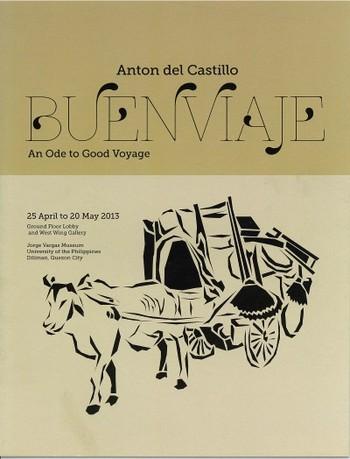 Anton del Castillo: Buenviaje: An Ode to Good Voyage