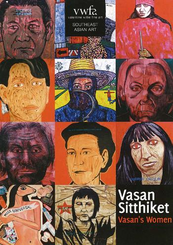 Vasan Sitthiket: Vasan's Women