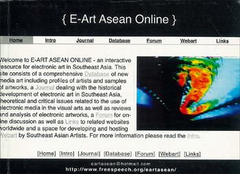 E-Art Asean Online