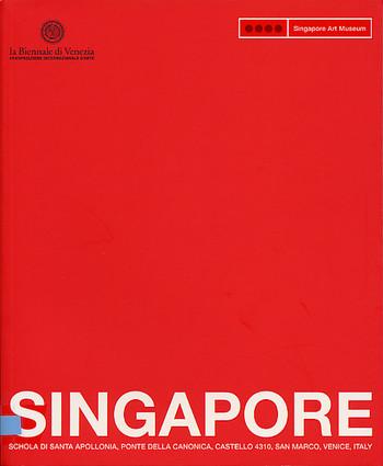 Venice Biennale 2001: SINGAPORE