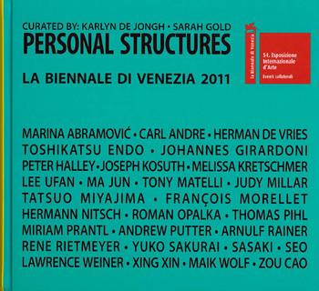 Personal Structures: La Biennale di Venezia 2011