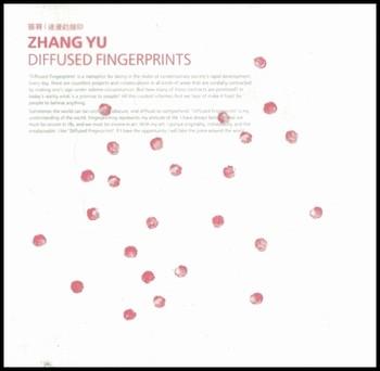 Zhang Yu: Diffused Fingerprints