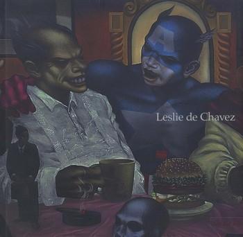 Leslie de Chavez: Red-Eyed Brother