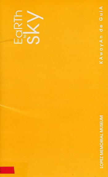 Earth to Sky: Kawayan de Guia