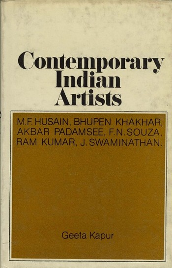 Contemporary Indian Artists