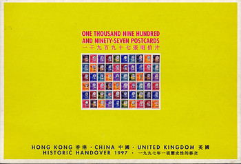One Thousand Nine Hundred And Ninety-Seven Postcards