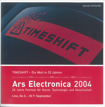 (Timeshift - The World in 25 Years: Ars Electronica 2004)