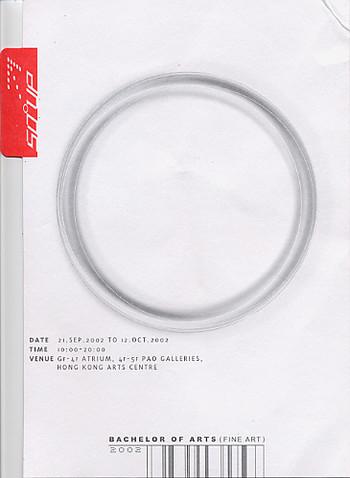 50 (degree) UP: Bachelor of Arts (Fine Art) Graduation Show 2002