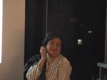 Talk: Aisha Khalid and Imran Qureshi