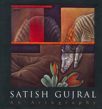 Satish Gujral: An Artography