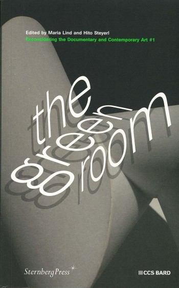 The Greenroom: Reconsidering the Documentary and Contemporary Art #1