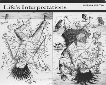 Life's Interpretations: Solo Drawing Show by Wong Shih Yaw