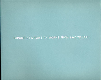 Important Malaysian Works from 1940 To 1991