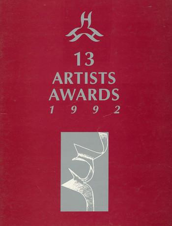 13 Artists Awards 1992