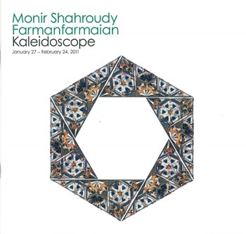 Monir Shahroudy Farmanfarmaian: Kaleidoscope