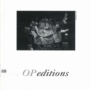 OP editions 9803