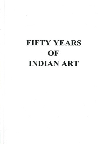 Fifty Years of Indian Art