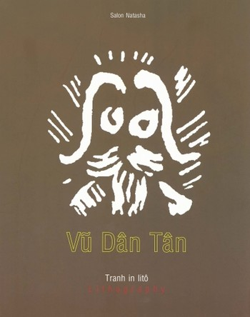 Vu Dan Tan: Lithography