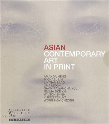 Asian Contemporary Art in Print