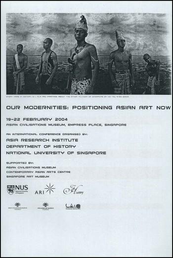 Our Modernities: Positioning Asian Art Now