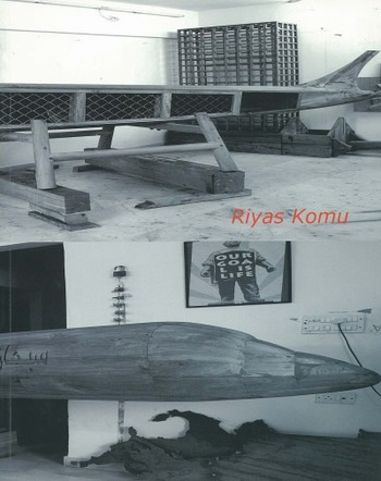 Riyas Komu: Selected Works