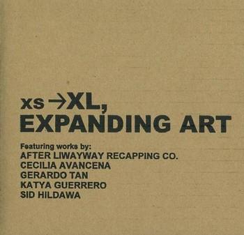 xs - XL, Expanding Art