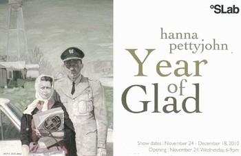 Hanna Pettyjohn: Year of Glad