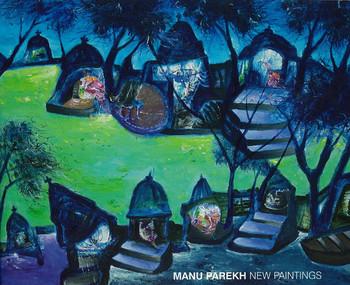 Manu Parekh: New Paintings
